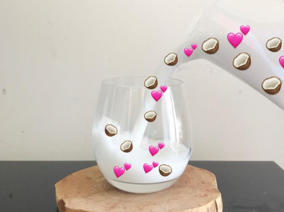 簡單到侮辱智商的椰子奶(植物奶 低碳生酮