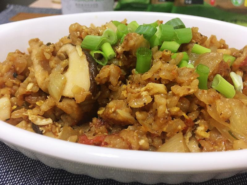 韓式石鍋炒飯(平底鍋版)