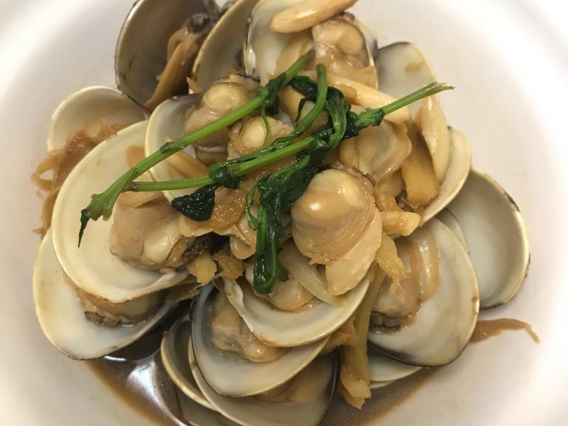 👨🏻🍳鮮炒蛤蠣-超簡易家常菜