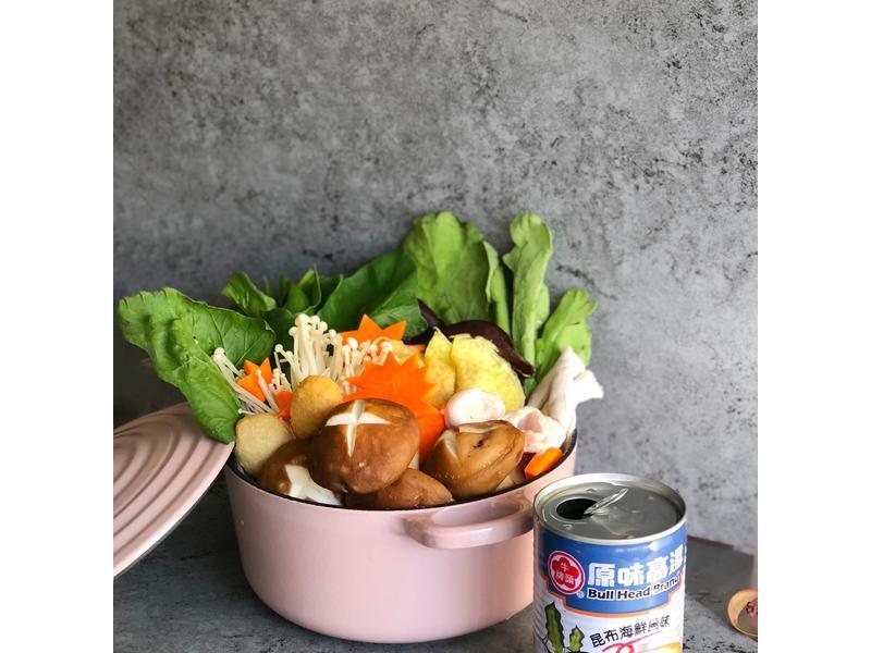昆布海鮮高湯火鍋 ~懶人包