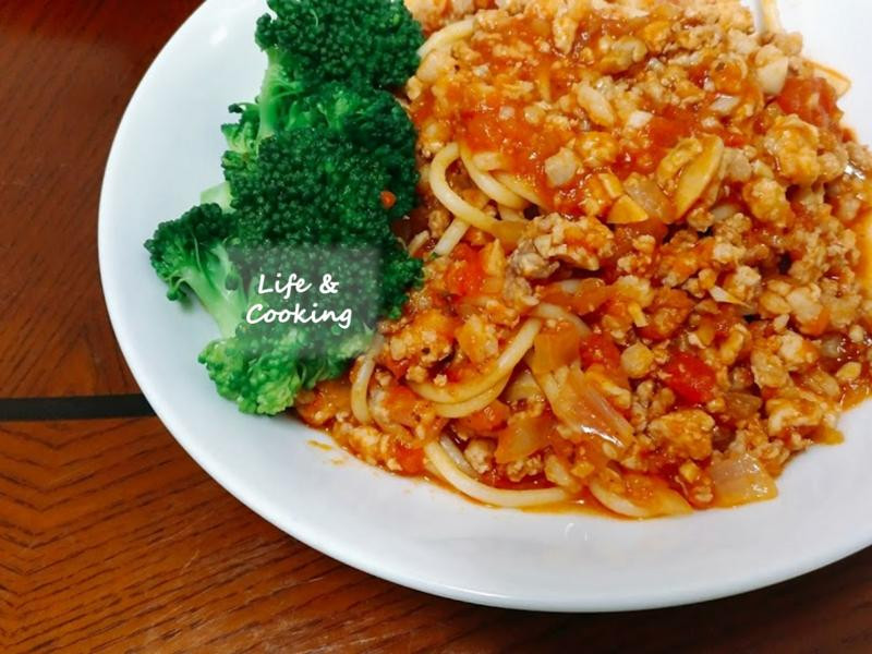 【Lin's Bistro】肉醬義大利麵
