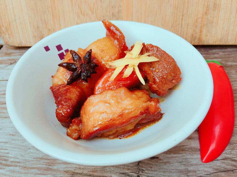 台式燉滷肉(敲簡單敲下飯)