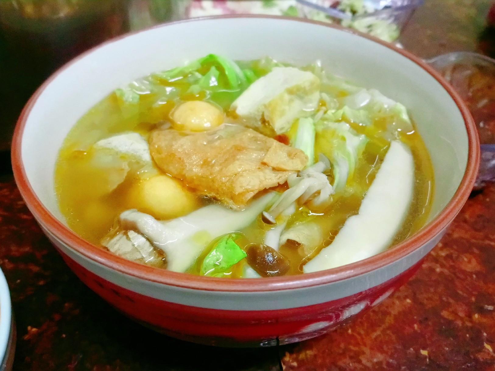 麻油燒酒雞湯(可當月子餐)