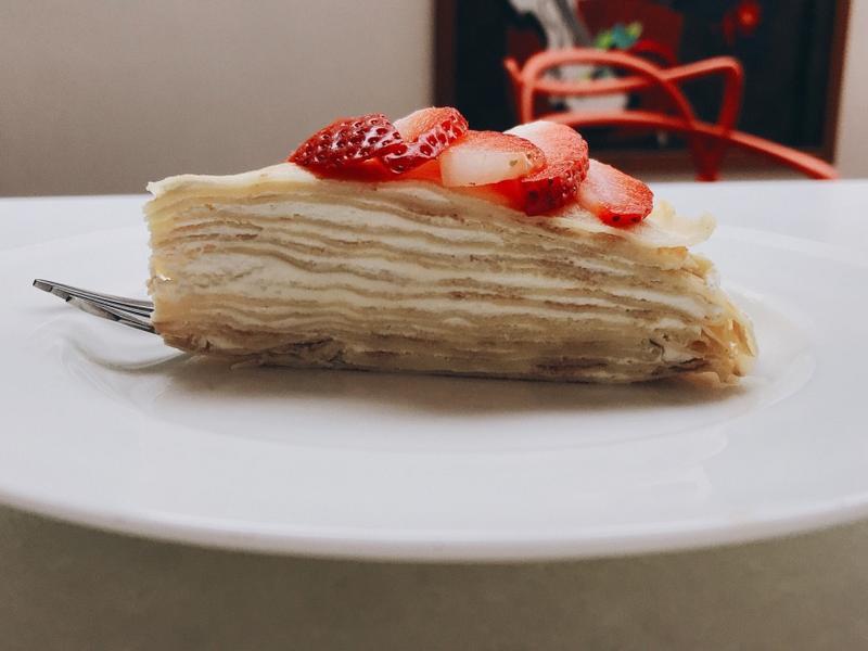 原味千層蛋糕(約可做18片)
