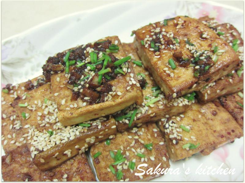 ♥我的手作料理♥韓式燒豆腐