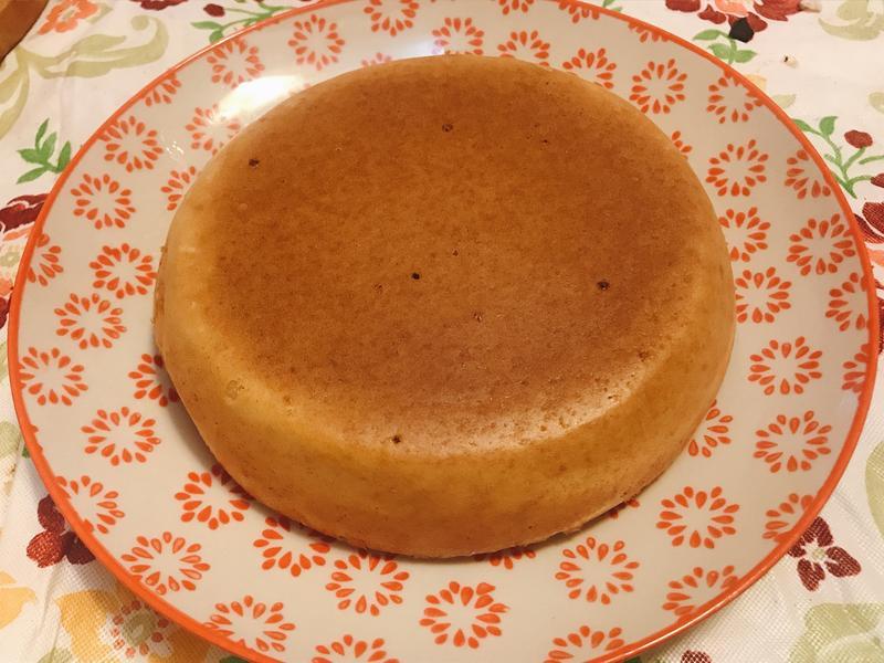 電子鍋電糕(加拿大伊森純楓糖預拌粉)