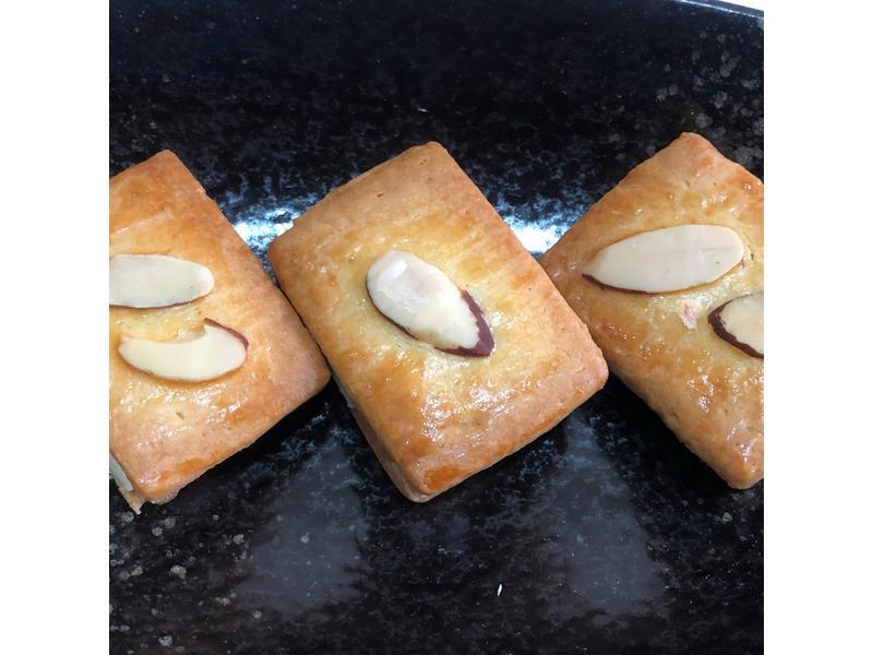 蘭姆葡萄餅乾