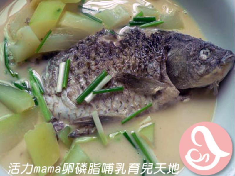 【活力mama】發奶食譜青木瓜鮮魚湯