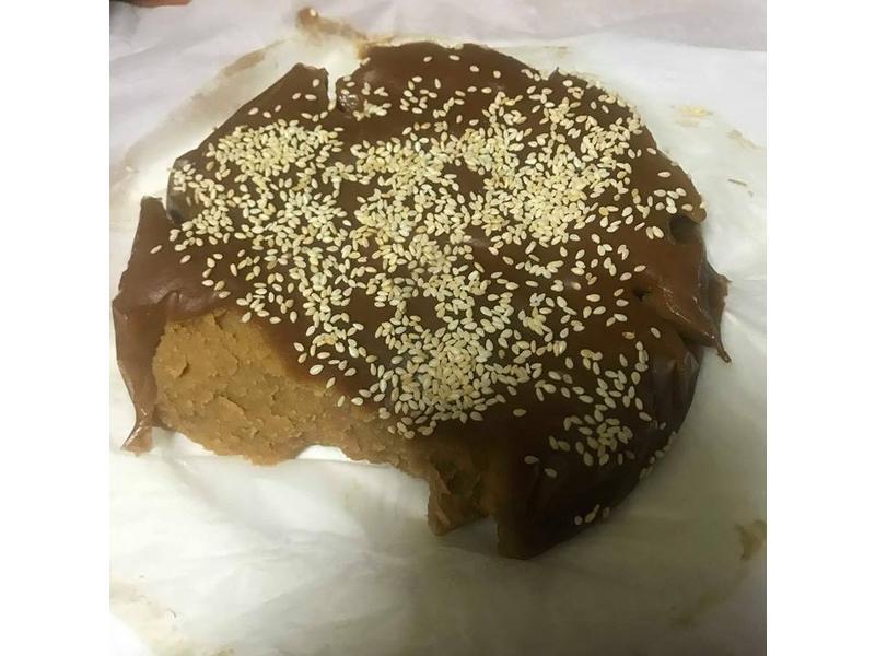 【皇兒手做♥】0失敗的黑糖糕