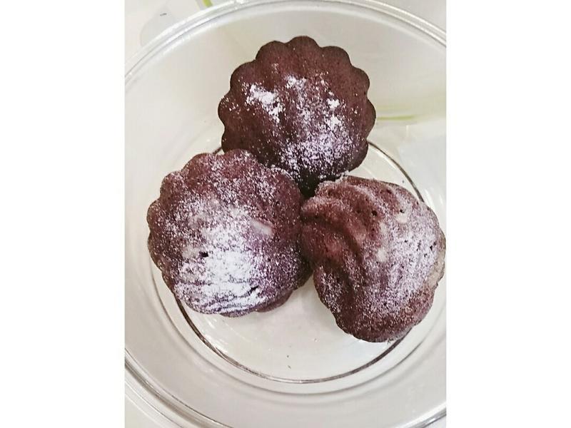 巧克力瑪德蓮