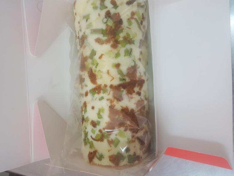 香蔥肉鬆捲