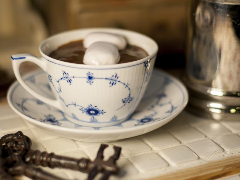 暖心熱巧克力--電影美食端上桌