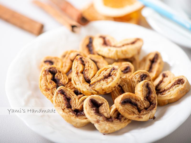 肉桂糖蝴蝶酥餅【聖誕派對】【下午茶點心】