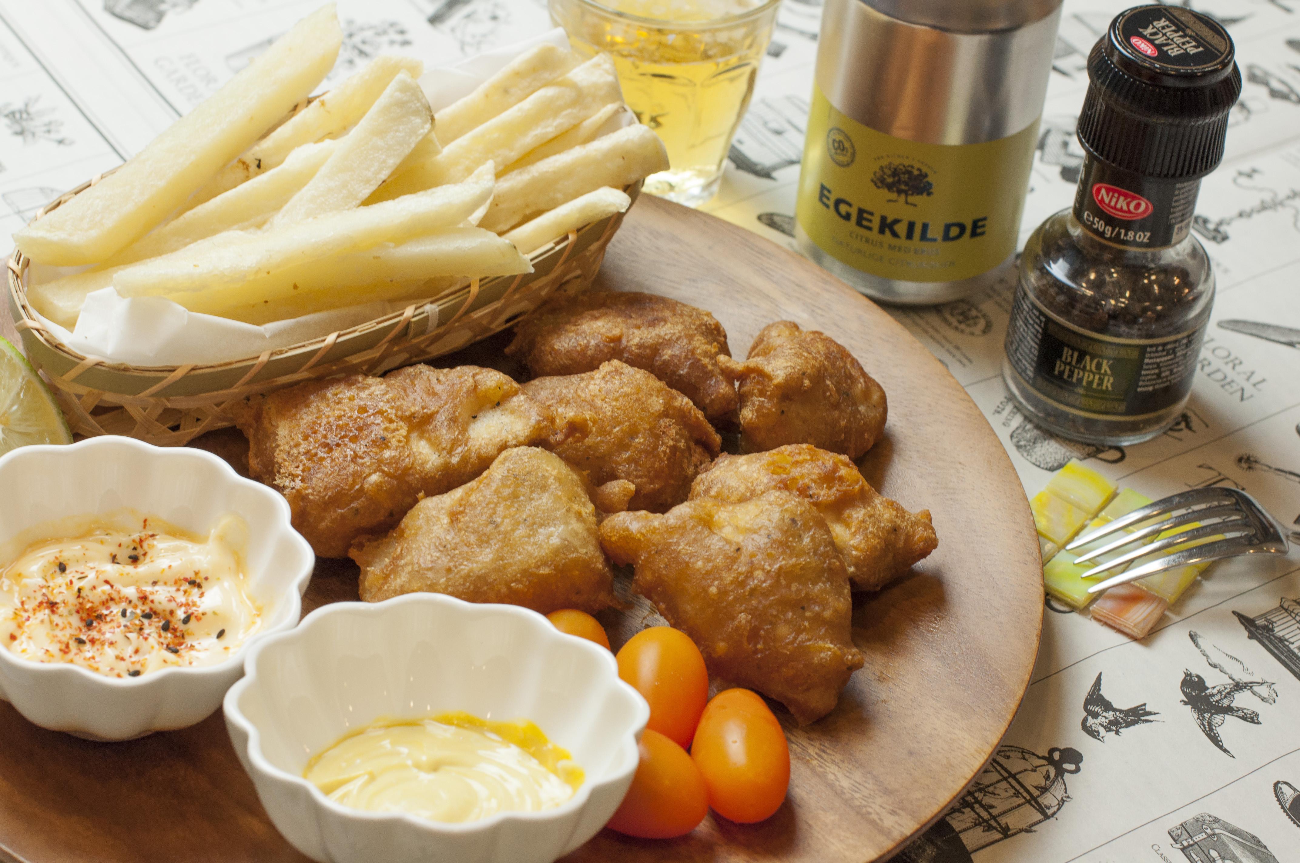 英式炸魚薯條-電影美食端上桌
