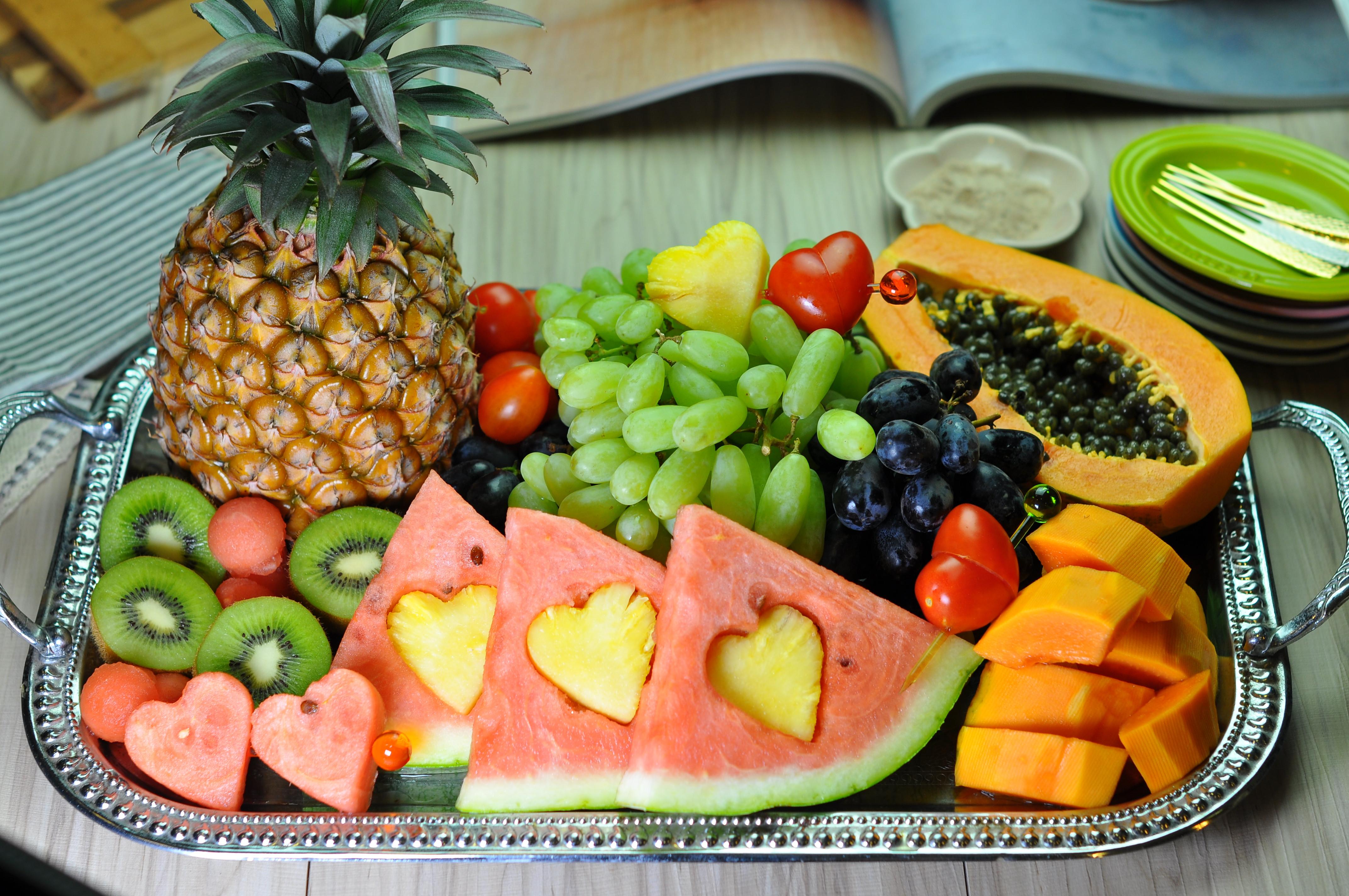 芭比盛宴水果盤--電影美食端上桌