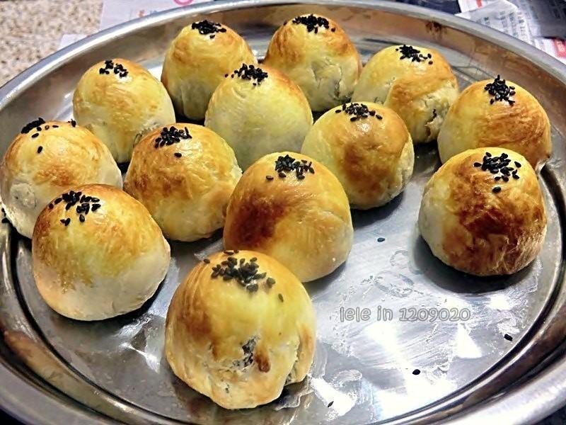 蛋黃酥(料理烘烤機)30個