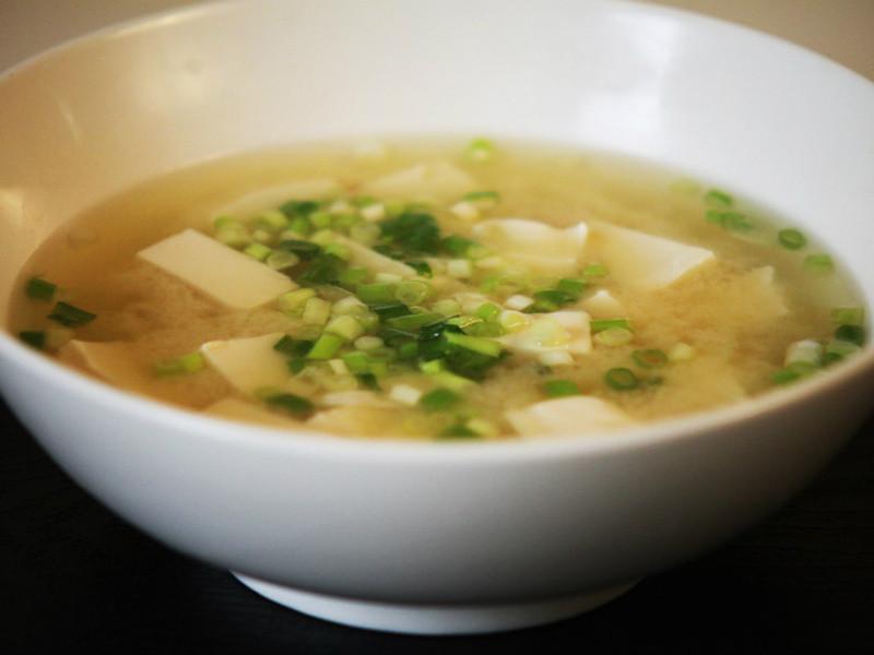 【哇菜】 味噌湯