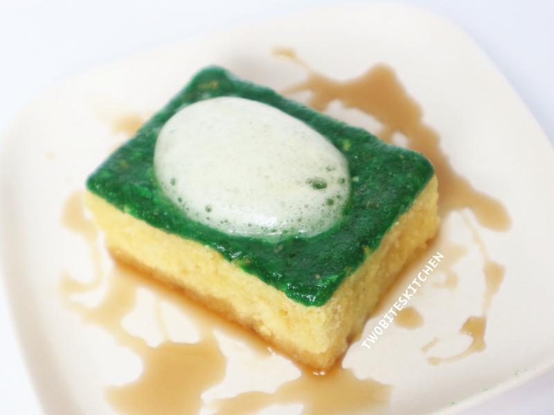 菜瓜布蛋糕