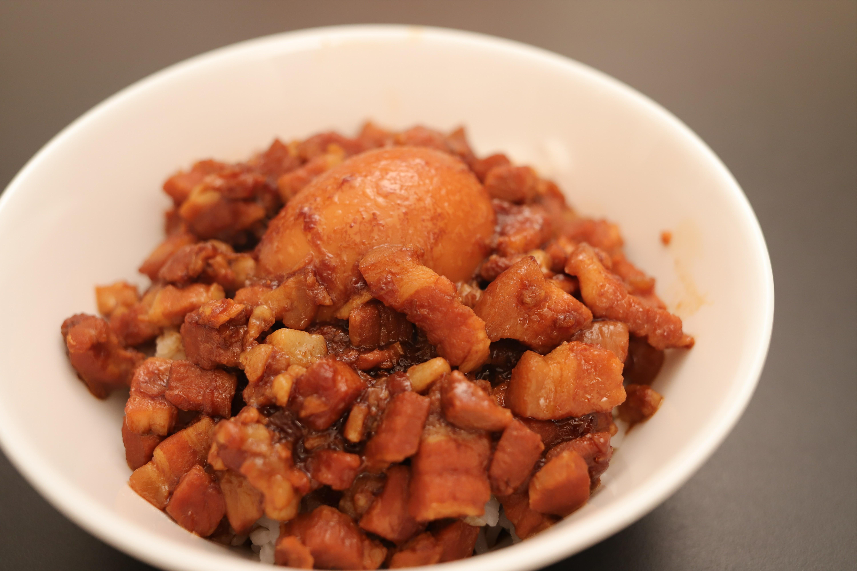 【滷肉飯】不藏私的正宗台灣味