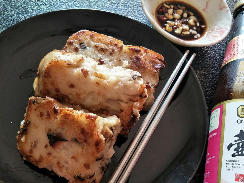 炊蒸古早味蘿蔔糕(電鍋版)