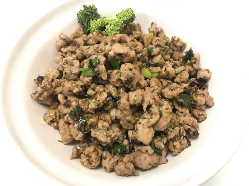 👨🏻🍳海苔肉燥-簡易快速好下飯