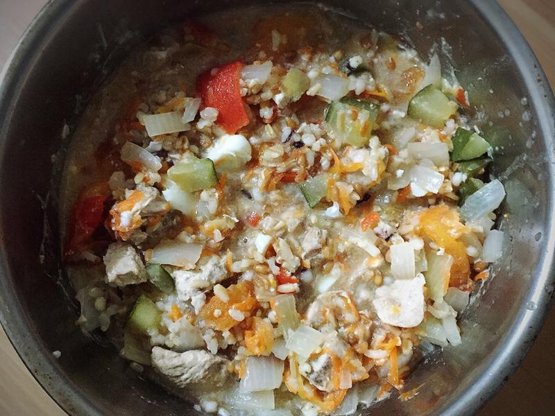 寶寶番茄燉飯