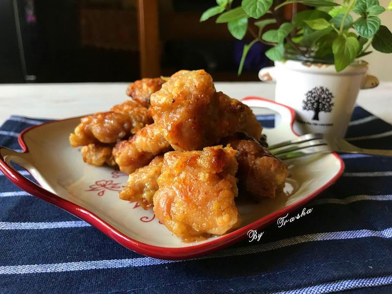 烤箱版的豆乳雞