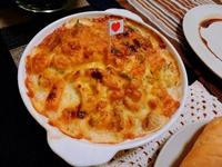 [生酮低醣餐]奶油焗烤海鮮燉菜