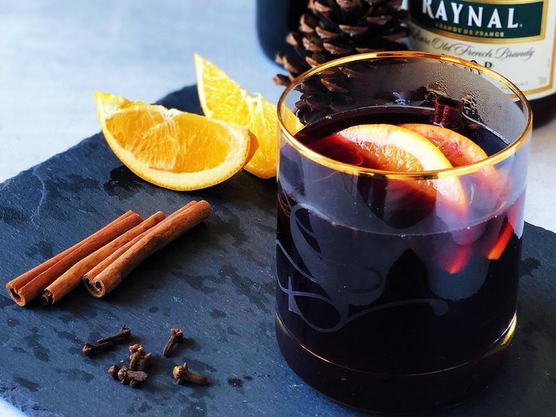 水果熱紅酒(低碳無糖版)