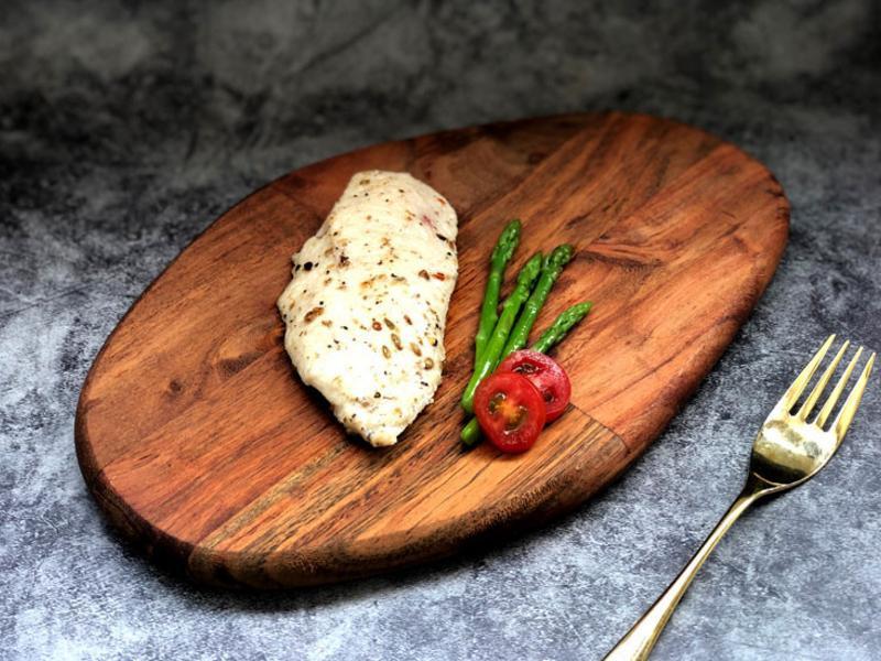 蒜烤香草雞