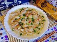 蒜香金針菇雞肉(電鍋版清蒸)