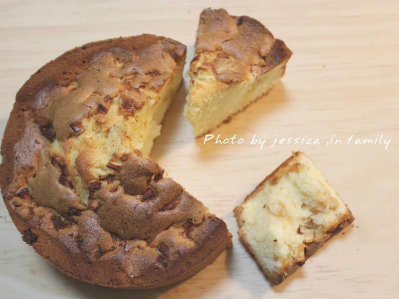 【肉桂打噴嚏】新鮮蘋果蛋糕