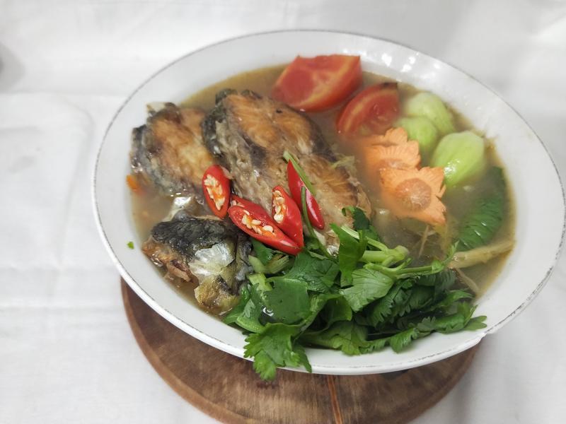 烏魚燉煮湯