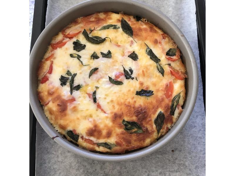 烤箱-烘蛋(減肥食譜)