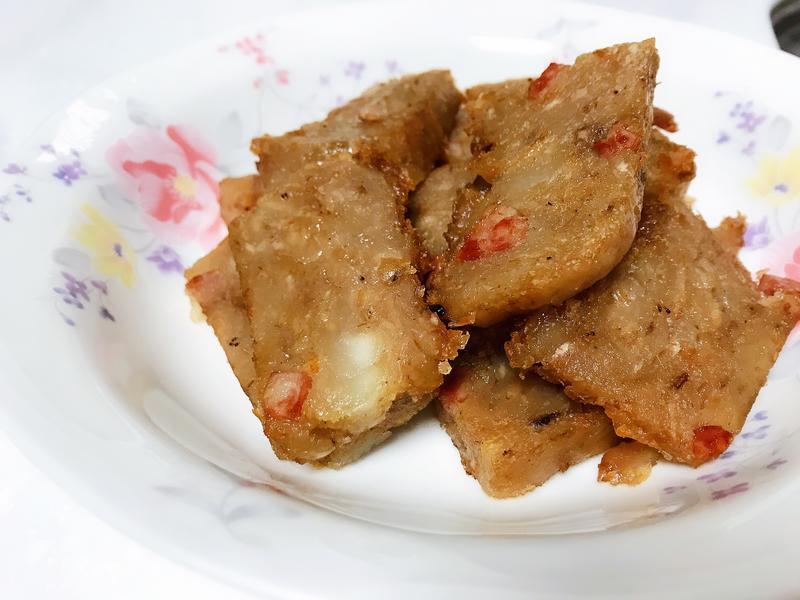 [電鍋料理]港式芋頭糕(無麩質)