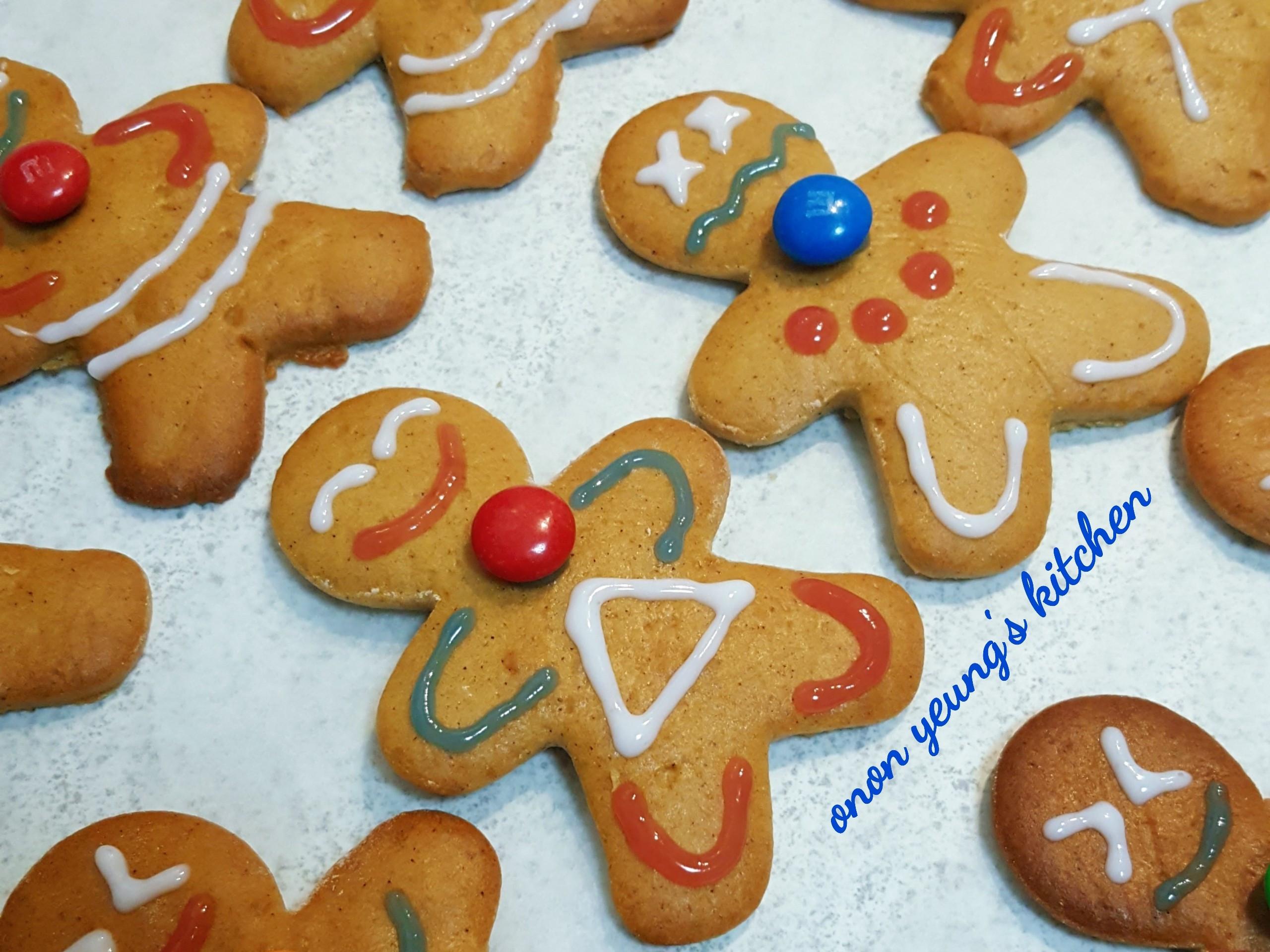 薑餅人餅乾曲奇 烘焙🌲聖誕節