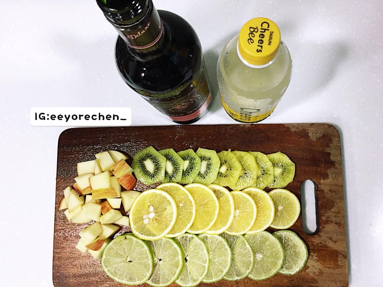 西班牙Sangria 桑格利亞水果酒