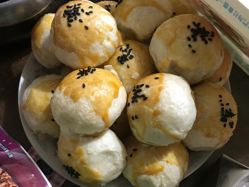 蛋黃酥-Tinrry食譜