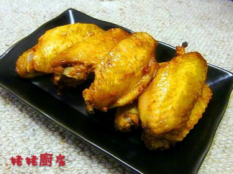 韓式辣雞翼