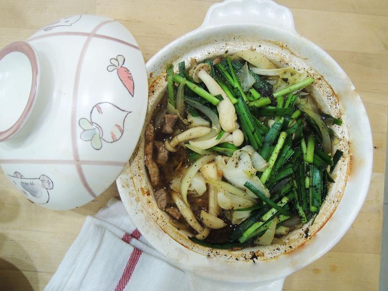 鮮肉黑芝麻獨享鍋