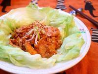 韓式辣炒豬肉沙拉