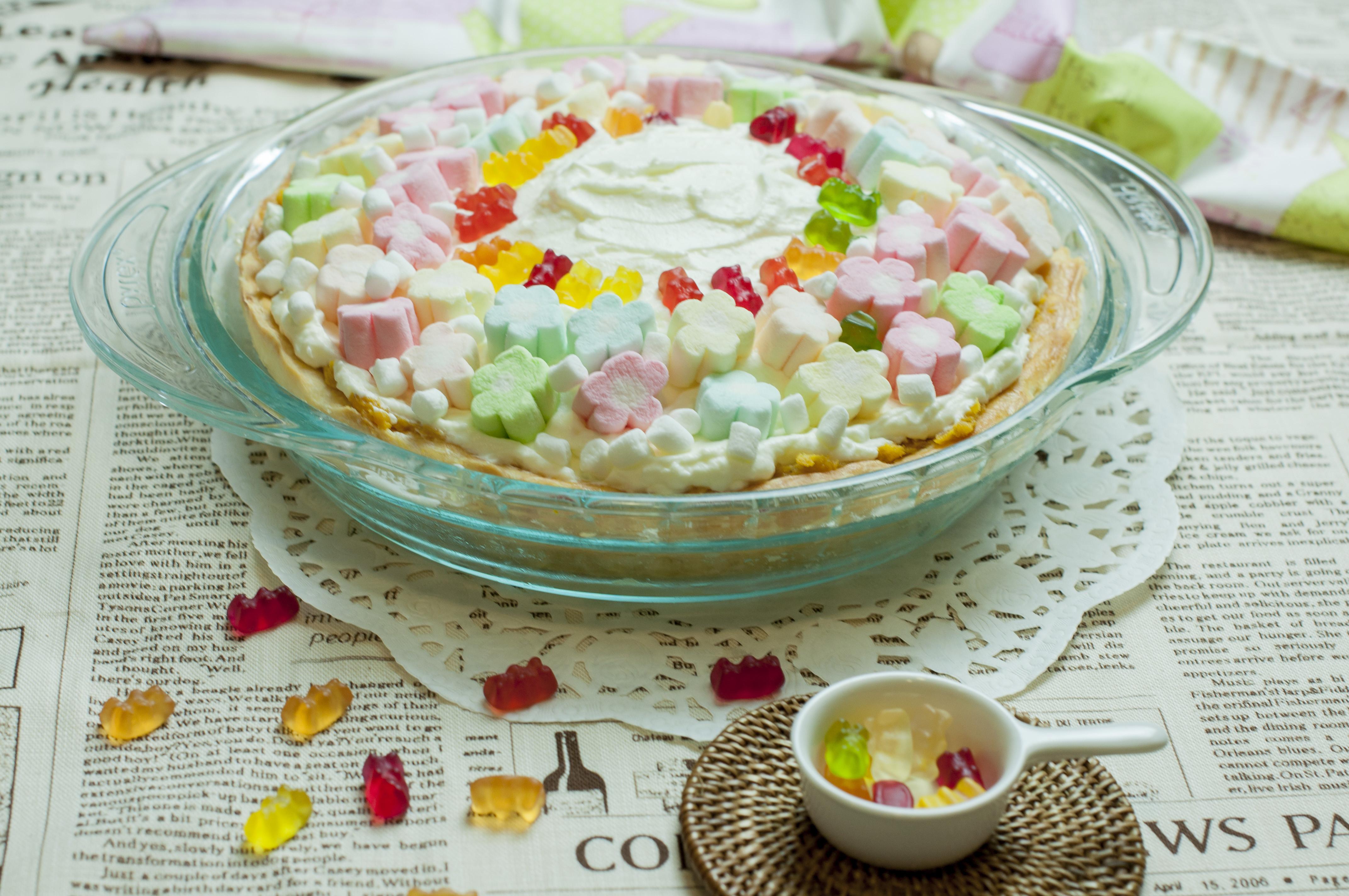 棉花糖地瓜派--電影美食端上桌