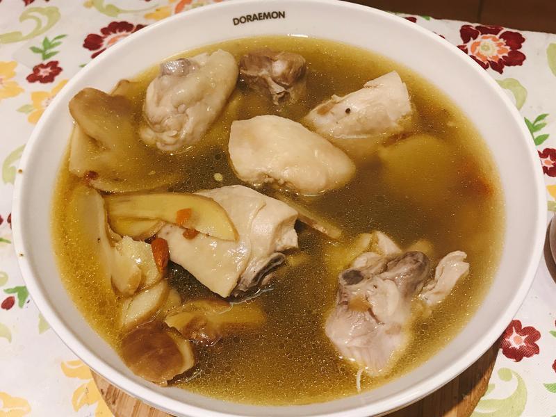 麻油雞(大同電鍋)