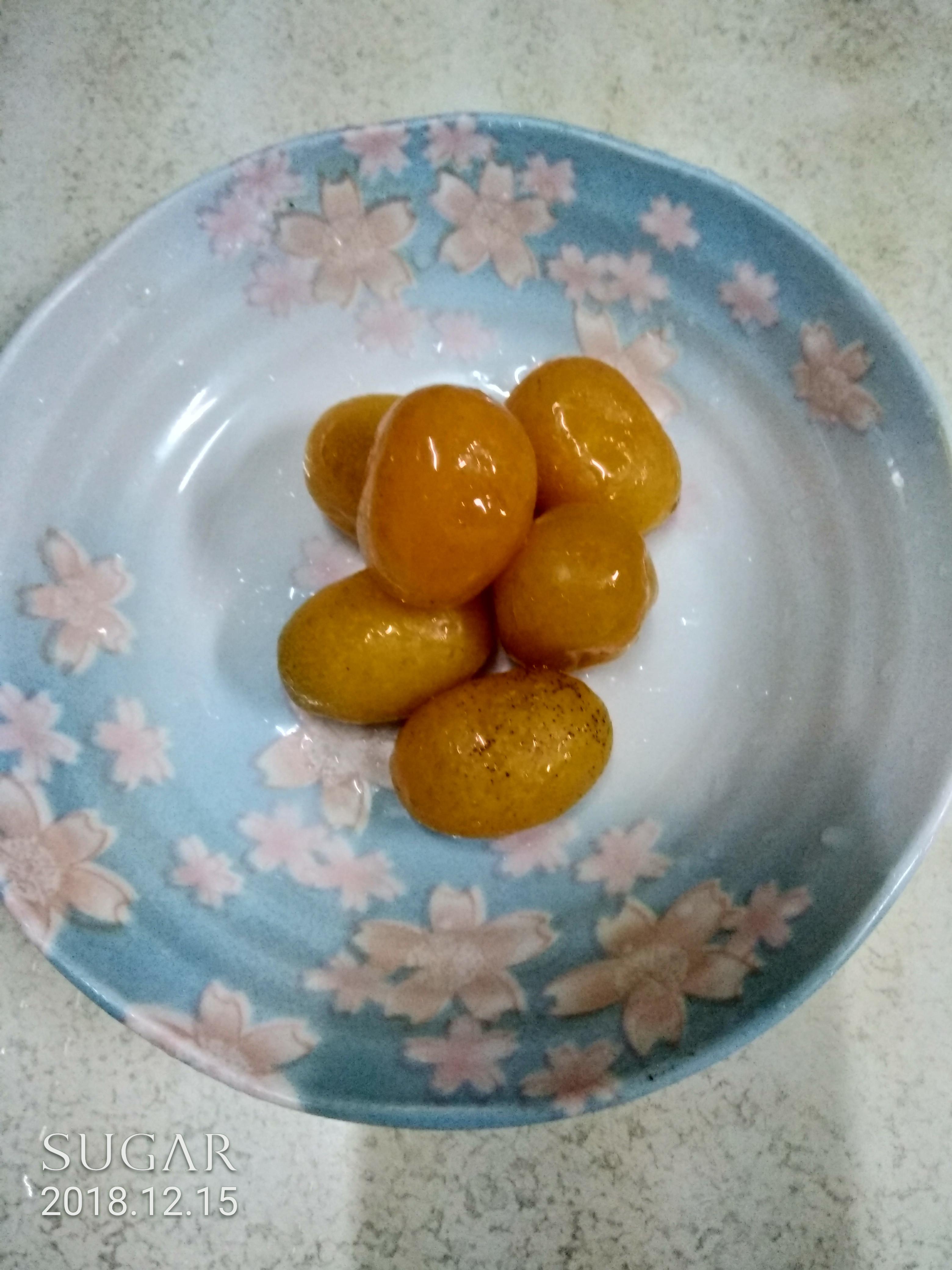 蜜金棗(簡單版)