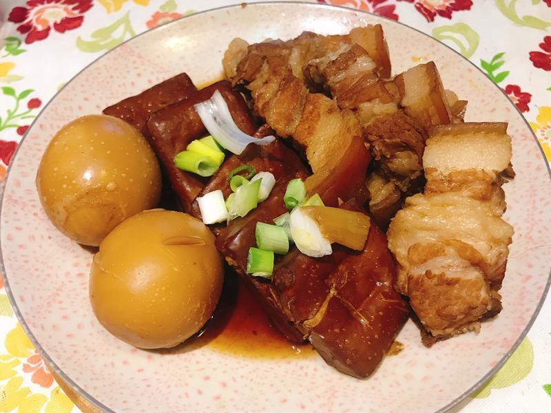 家常滷肉(大同電鍋)