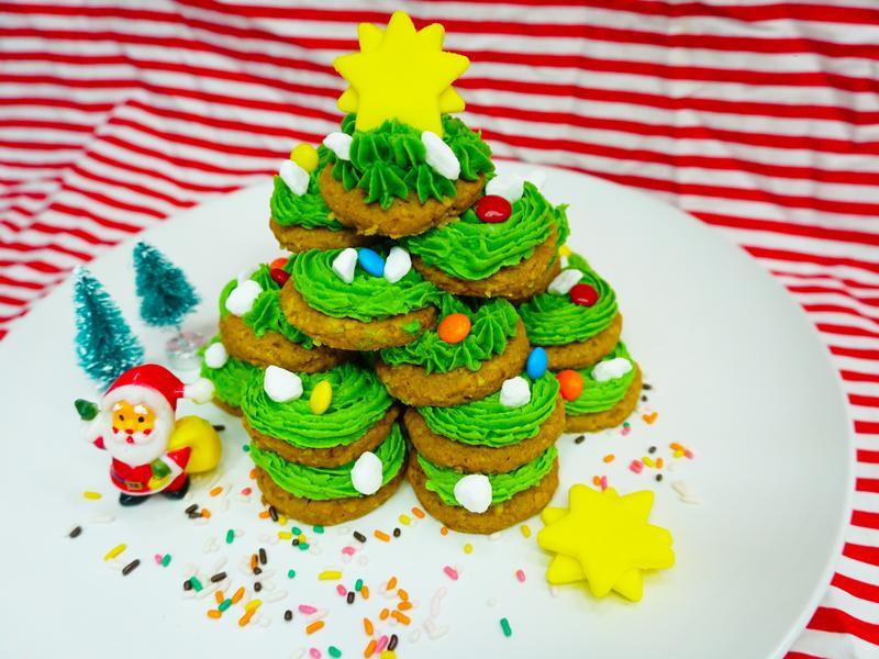 餅乾聖誕樹