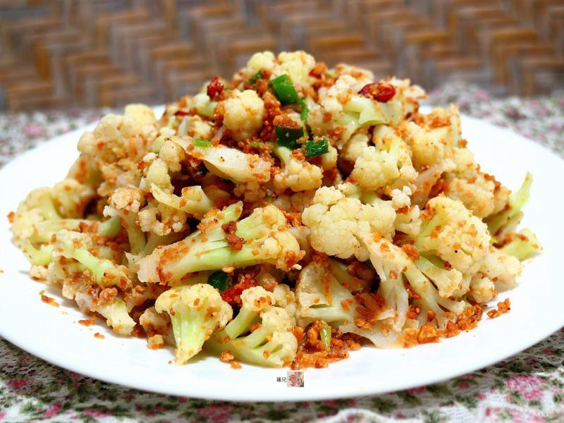 豆酥花椰菜