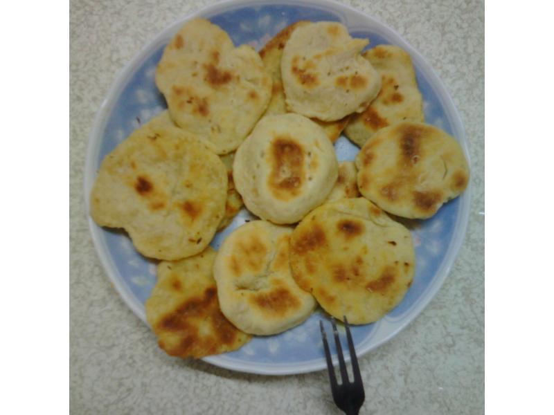 平底鍋-黃金奶油餅乾