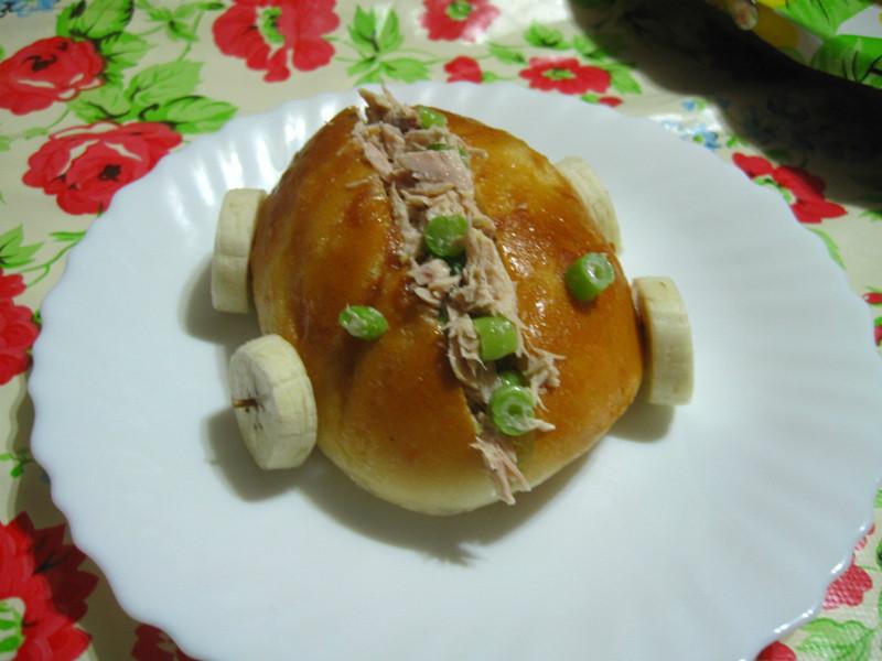 鮪魚麵包車