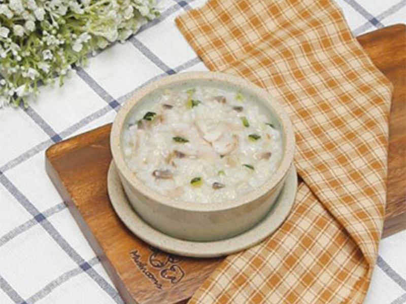 櫛瓜黃魚飯